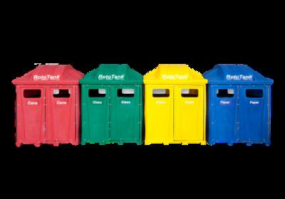 rototank recycle bins